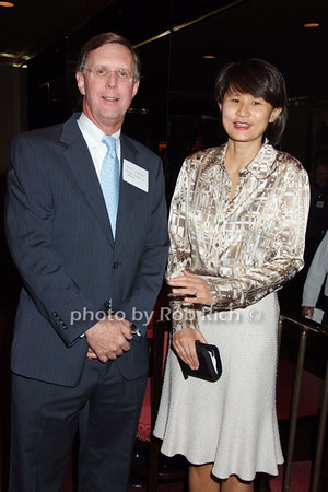 Kent Osborne, Jenny Chang photo by Rob Rich © 2007 robwayne1@aol.com 516-676-3939