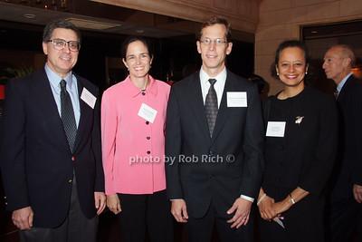 Lawrence Solin, Susan Domcheck, Robert Vonderheid, Lori Pierce photo by Rob Rich © 2007 robwayne1@aol.com 516-676-3939