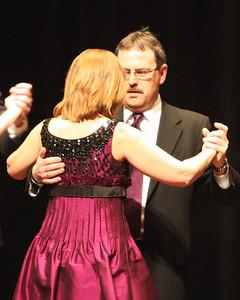 Mazurczak dancing