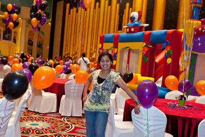 Doha Mums Halloween Party 2011