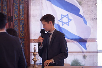Dominique Bar Mitzvah-4