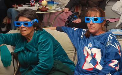 14 Super Bowl 43 3D glasses