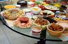 03 Super Bowl 43 party food spread