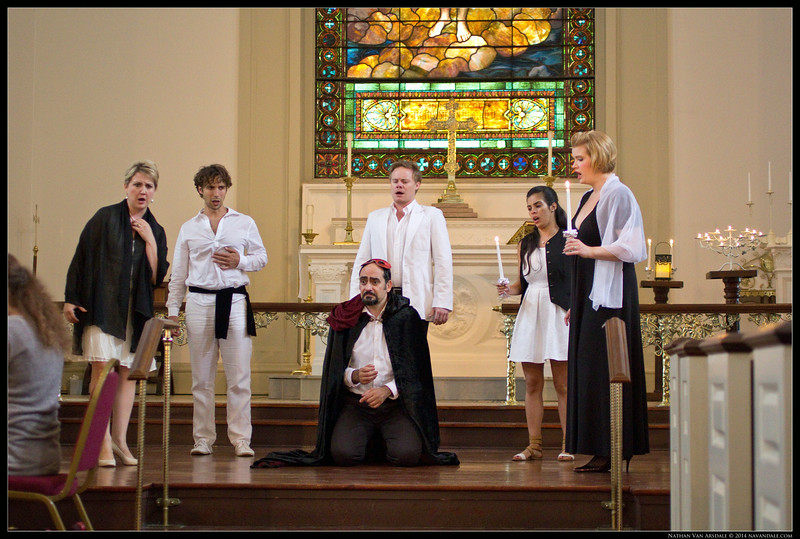 Don Giovanni Dress Rehearsal