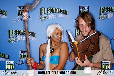 DonateLifeCO @ ComicCon | 06.17.16
