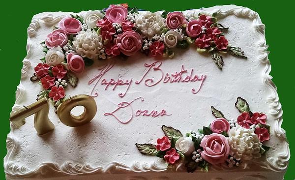 Donna's Birthday