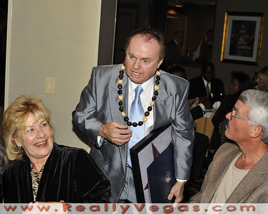 """Photographs of party for """"Walk Of Stars"""" recipient Donny Lee Moore Co-producer for tribute impersonator show """"American Superstars"""" at the """"Theater Of The Stars"""" in the Stratosphere Tower at 2000 South Las Vegas Blvd., Las Vegas, NV."""