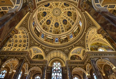 2016 Doors Open Milwaukee Basilica of St. Josaphat