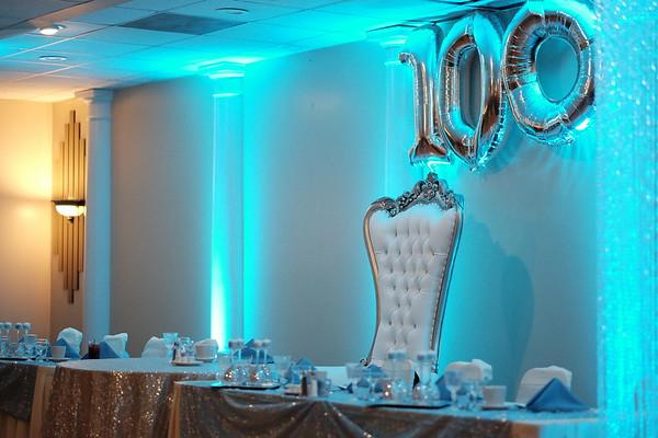 Dorothy's 100th B-Day Celebration