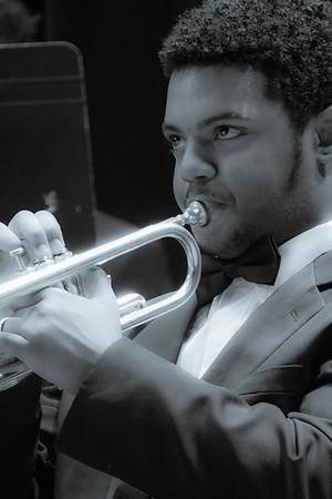 Dosh Malik Jackson's December 2014 Band Concert
