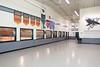 Lobby area at Thomas J. Cheechoo Memorial Centre in Moose Factory