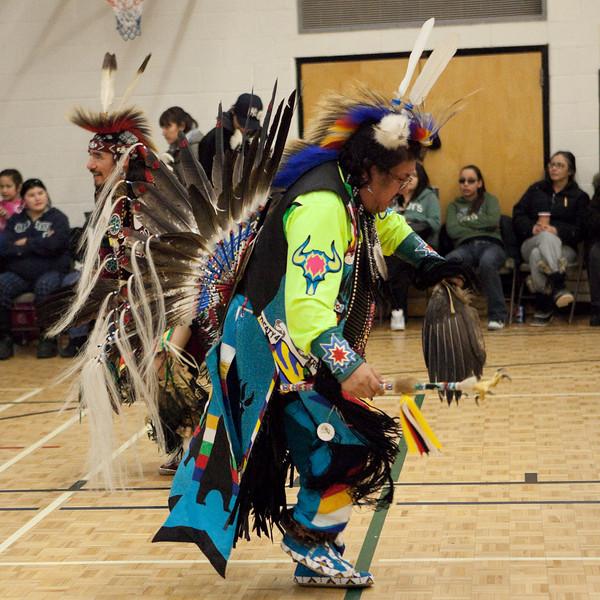 Sixth Annual Double M Pow-wow 2009 February 14, Moosonee