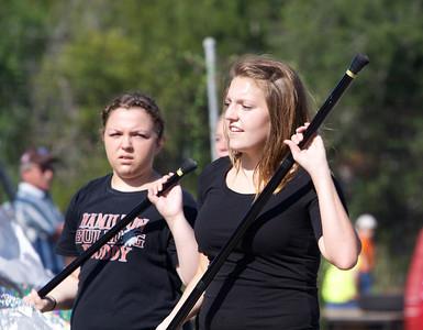 Hamilton County Dove Festival Parade, September 1, 2012