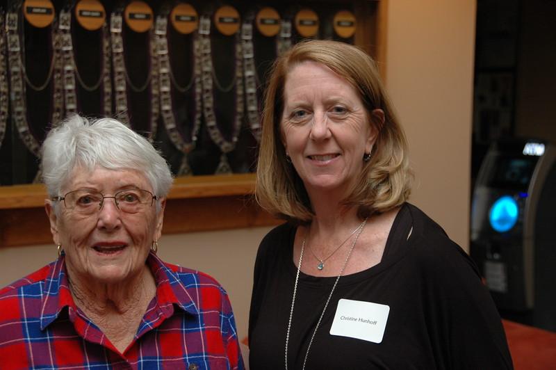 17 - Marilyn Walsh & Christine Hunhoff