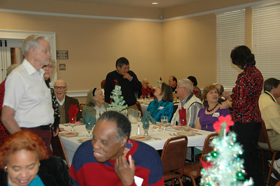 2008 Dow Retiree Christmas Party