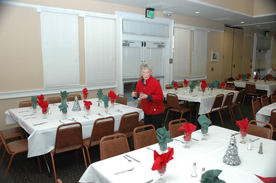 2013 Dow Retiree Christmas Party