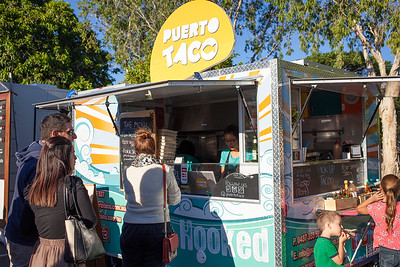 Puerto Taco - Downey Park Food Trucks, Windsor, Brisbane, AUS; Sunday 26 April 2015. Pics by Des Thureson - http://disci.smugmug.com