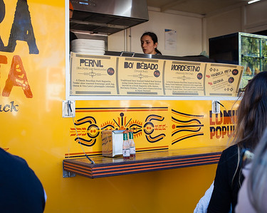 Vira Lata - Downey Park Food Trucks, Windsor, Brisbane, AUS; Sunday 26 April 2015. Pics by Des Thureson - http://disci.smugmug.com