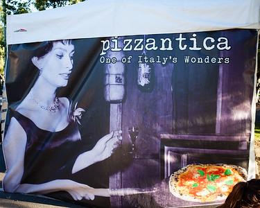 Pizzantica - The Pizza Kombi - Downey Park Food Trucks, Windsor, Brisbane, AUS; Sunday 26 April 2015. Pics by Des Thureson - http://disci.smugmug.com