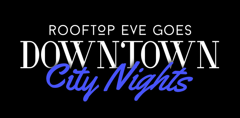 Downtown City Nights New Years Eve 2015
