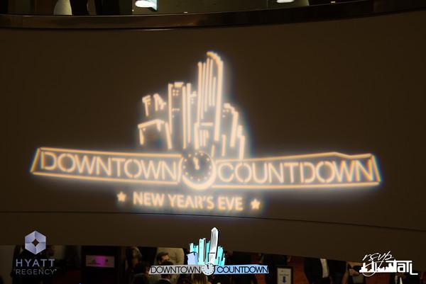 Downtown Countdown -Thursday 12-31-2015
