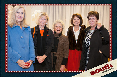 Laurie Osteen, Vernice Rackett, Susan Lowrey-Flaherty, Kathy Virant and Beth Logan