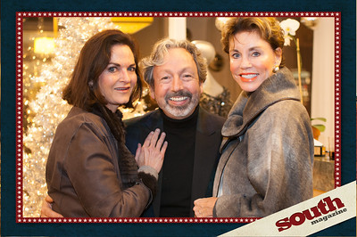 Lorraine Paré, James Hogan and Cindy Moore