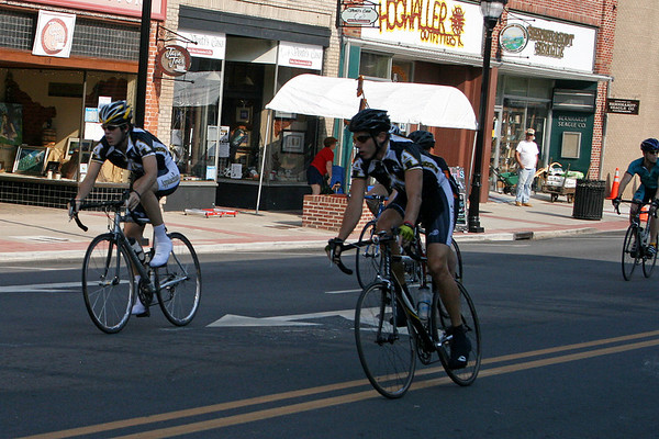 Downtown Lenior Criterium