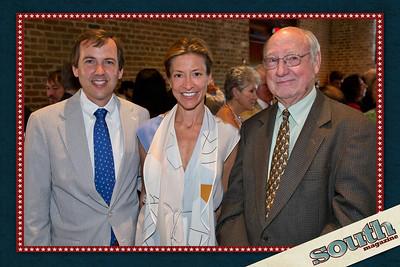 Reed & Meredith Dulany, Frank Carlton