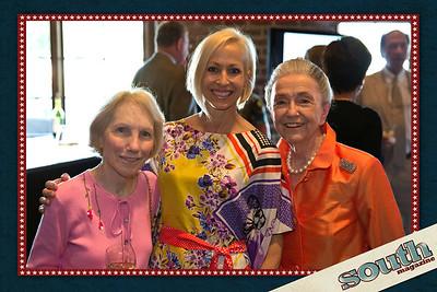 Dottie Lynch, Jeane Paddison, Lois Wooten