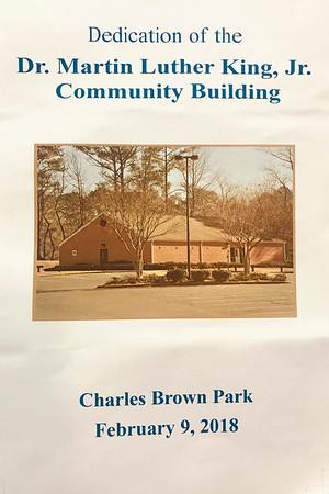 Dr Martin Luther King Jr Community Building