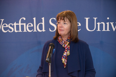 Dr. Nettie M. Stevens Science Innovation Center Ribbon Cutting at Westfield State University, May 5th 2017