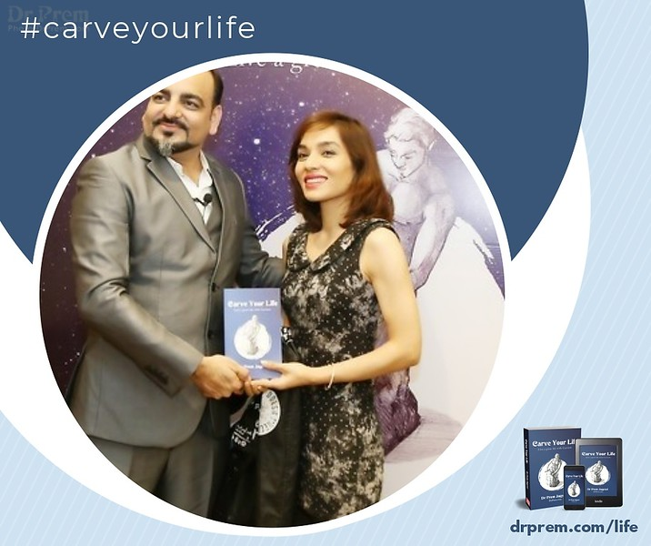 Carve Your Life Book Launch Event Dr Prem Jagyasi19