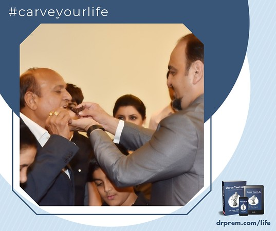 Carve Your Life Book Launch Event Dr Prem Jagyasi32