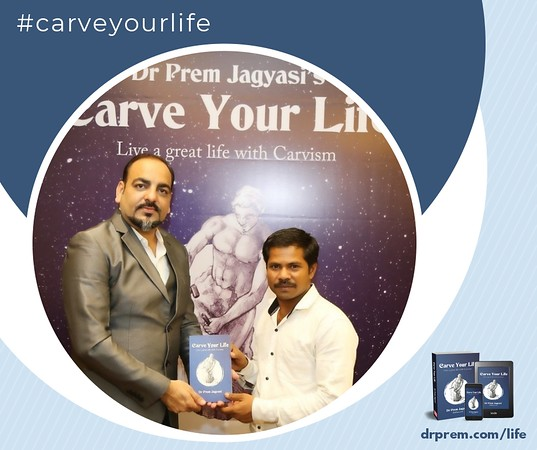 Carve Your Life Book Launch Event Dr Prem Jagyasi20