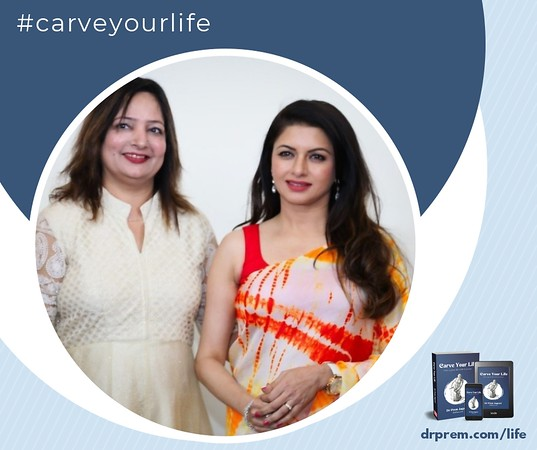 Carve Your Life Book Launch Event Dr Prem Jagyasi23
