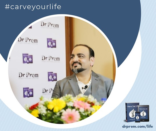 Carve Your Life Book Launch Event Dr Prem Jagyasi30