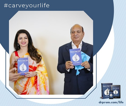 Carve Your Life Book Launch Event Dr Prem Jagyasi31