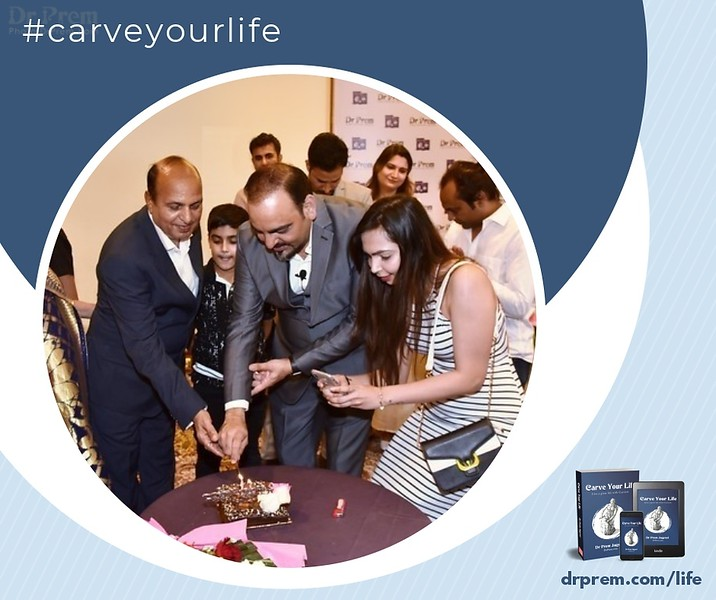 Carve Your Life Book Launch Event Dr Prem Jagyasi26