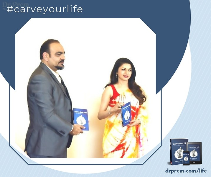 Carve Your Life Book Launch Event Dr Prem Jagyasi34