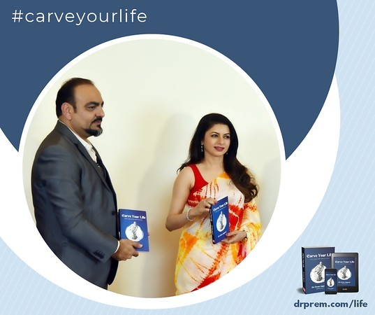 Carve Your Life Book Launch Event Dr Prem Jagyasi24