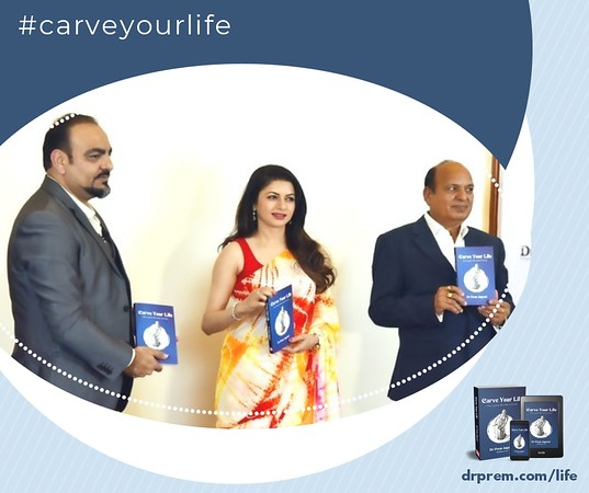 Carve Your Life Book Launch Event Dr Prem Jagyasi33