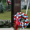 Dracut 9-11 ceremony at Jones Ave fire station. (SUN/Julia Malakie)