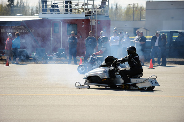 Drag Racing - Fort Wainwright, Alaska 2009