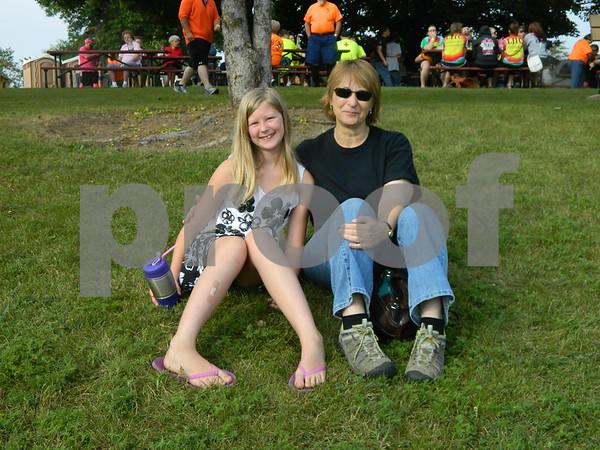 Selvie Roosa and Jaidyn Roosa