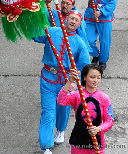 dragon-dance - performers in action