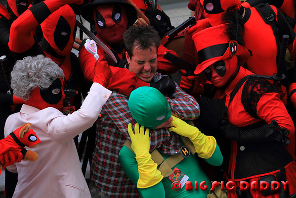 Dragon Con 2011 - Deadpool #2 featuring Daniel Way, September 3rd, 2011