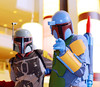 Boba Fett action figures — with Stephen Gilliam and Joshua Seymour