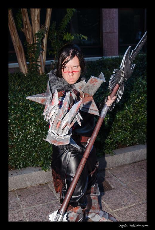 DragonCon 2012 - Dragon Age photoshoot