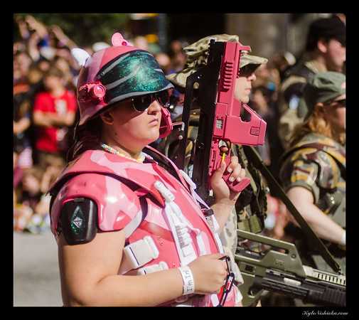 DragonCon 2012 - Parade